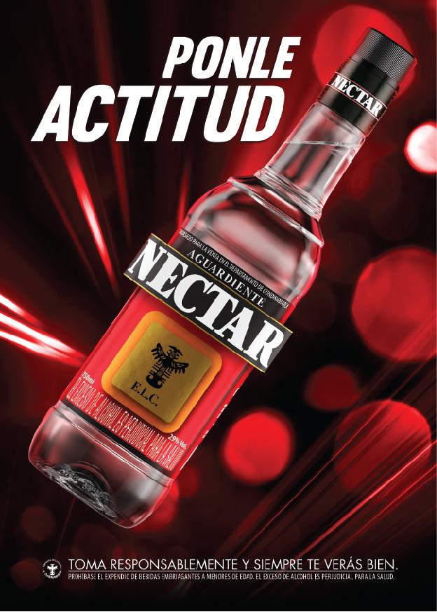 aviso revista pasa el chisme 21cm x 29,7 nectar rojo