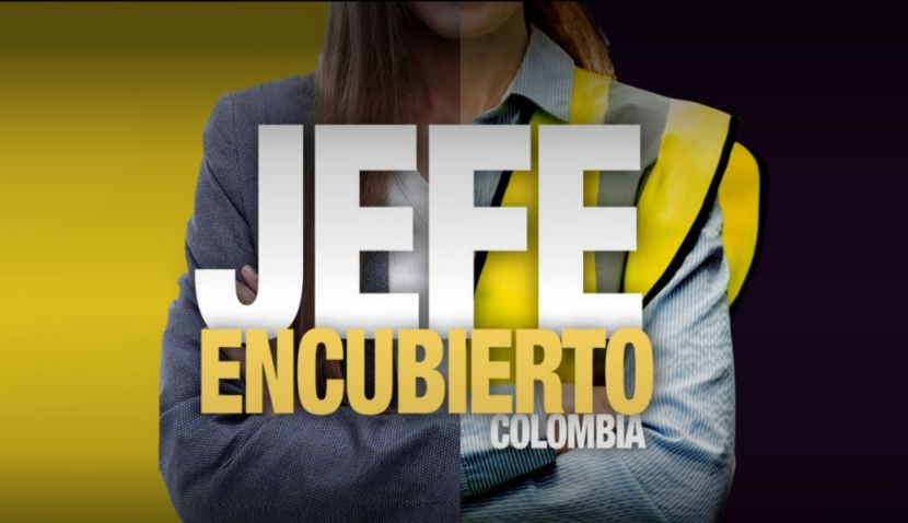 """""""JEFE ENCUBIERTO"""" SI SEPUEDE"""