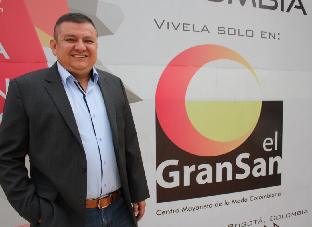 Yansen Armando Estupiñán Tórres. - Gerente General El Gran San